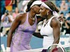 Williams Sisters For BHM Release
